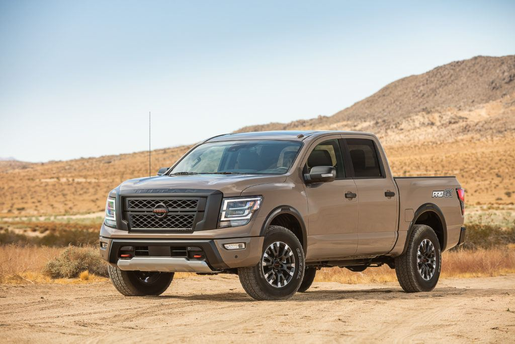 2020 Nissan Titan: Can Nissan Impress Loyal Truck Buyers? 20