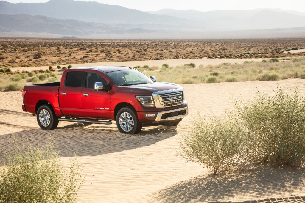 2020 Nissan Titan: Can Nissan Impress Loyal Truck Buyers? 19