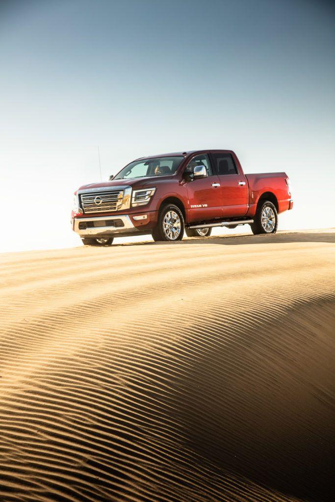 2020 Nissan Titan: Can Nissan Impress Loyal Truck Buyers? 17