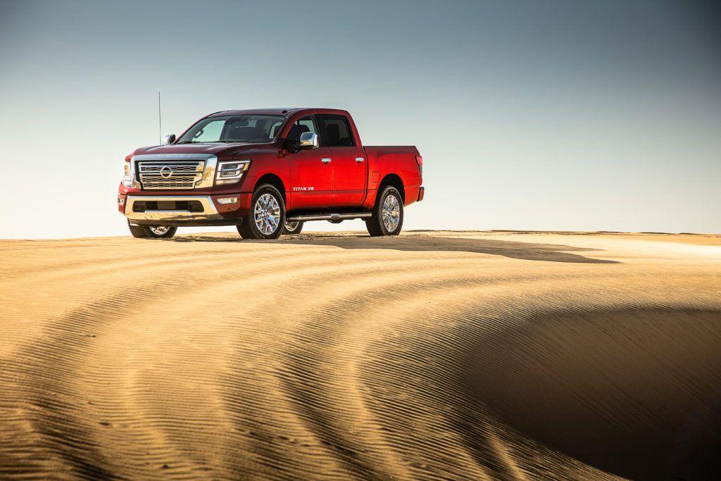 2020 Nissan Titan: Can Nissan Impress Loyal Truck Buyers? 18