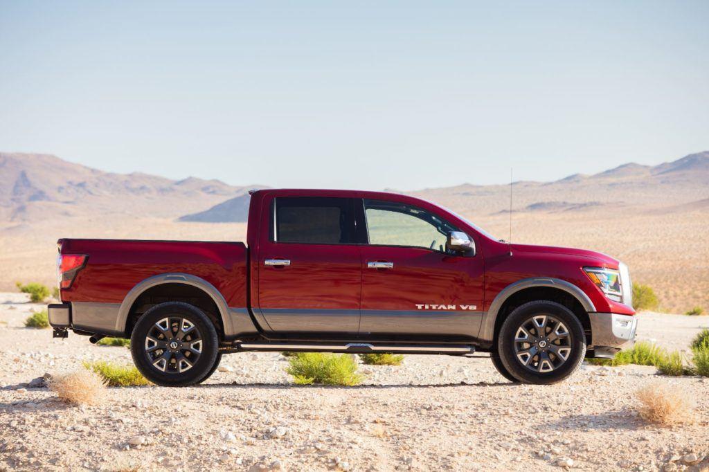 2020 Nissan Titan: Can Nissan Impress Loyal Truck Buyers? 27