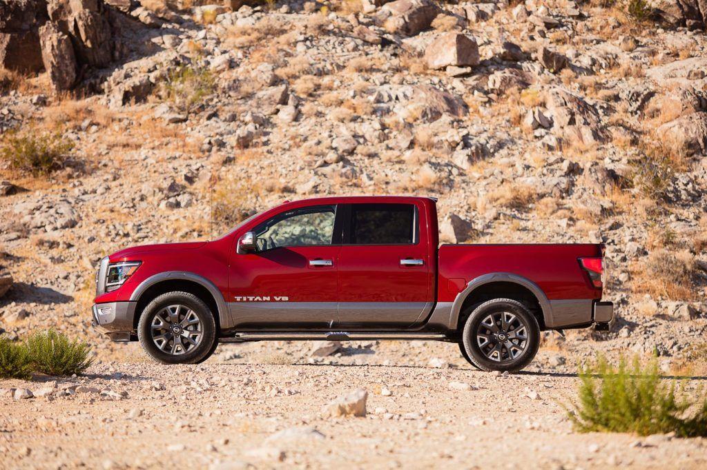 2020 Nissan Titan: Can Nissan Impress Loyal Truck Buyers? 26