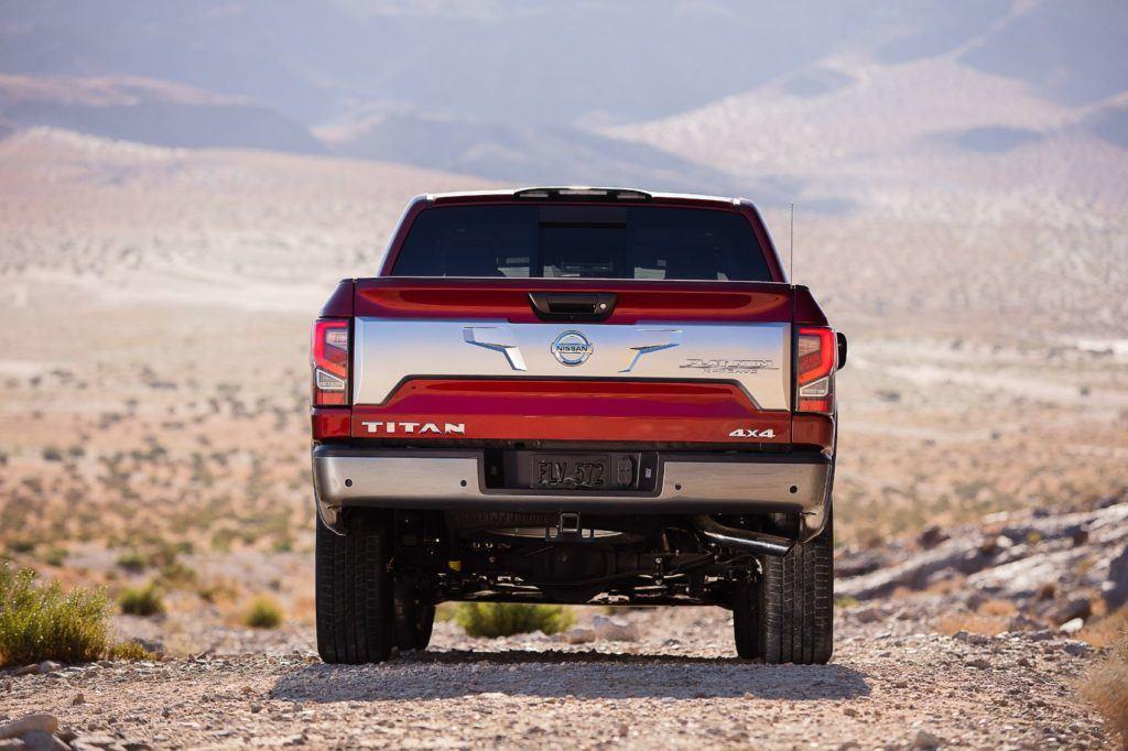 2020 Nissan Titan 3