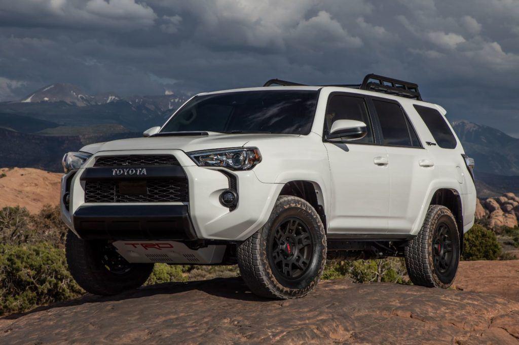 2020 Toyota 4Runner TRD Pro.