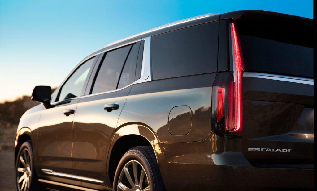 2021 Cadillac Escalade 11