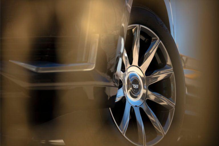 2021 Cadillac Escalade 12
