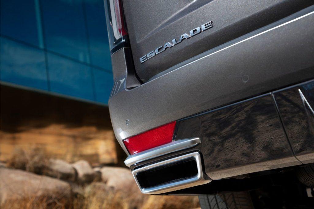 2021 Cadillac Escalade 17