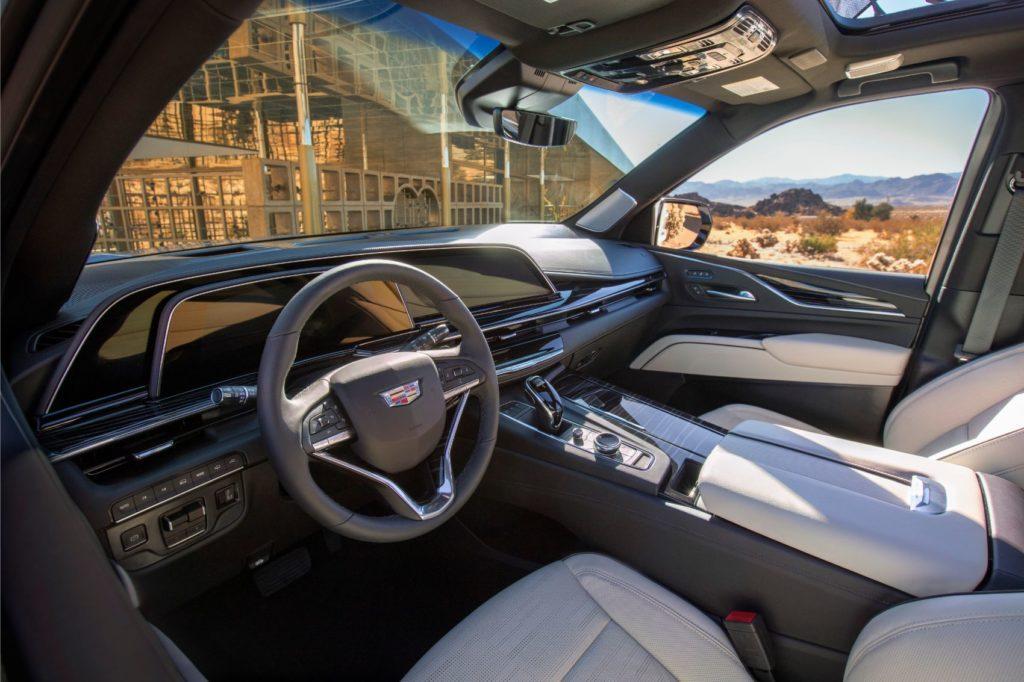 2021 Cadillac Escalade 20