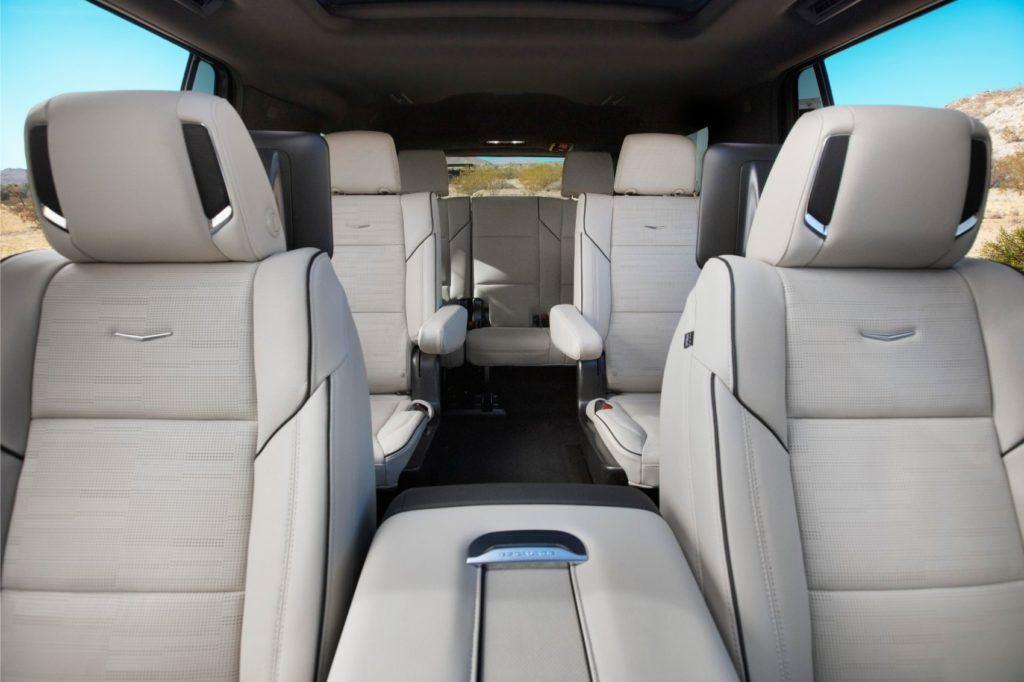 2021 Cadillac Escalade 21
