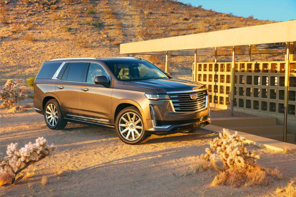 2021 Cadillac Escalade 28