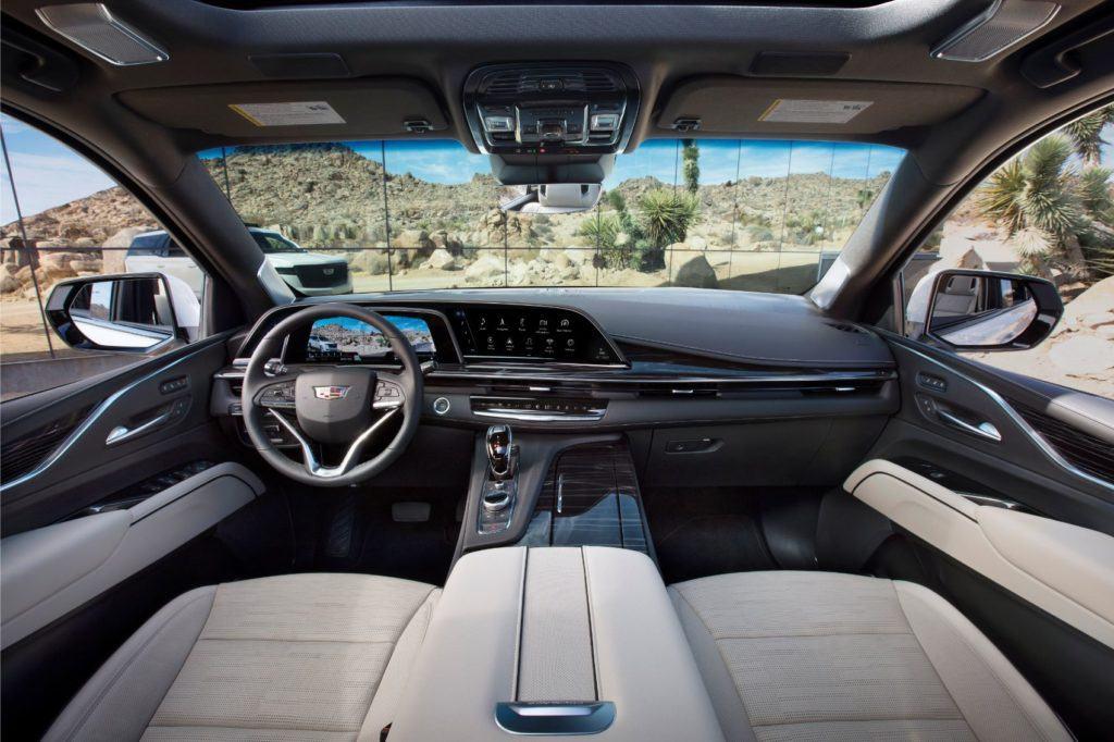 2021 Cadillac Escalade 30