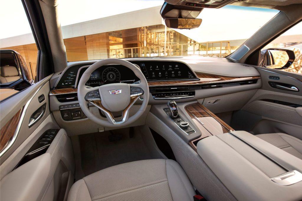2021 Cadillac Escalade 31