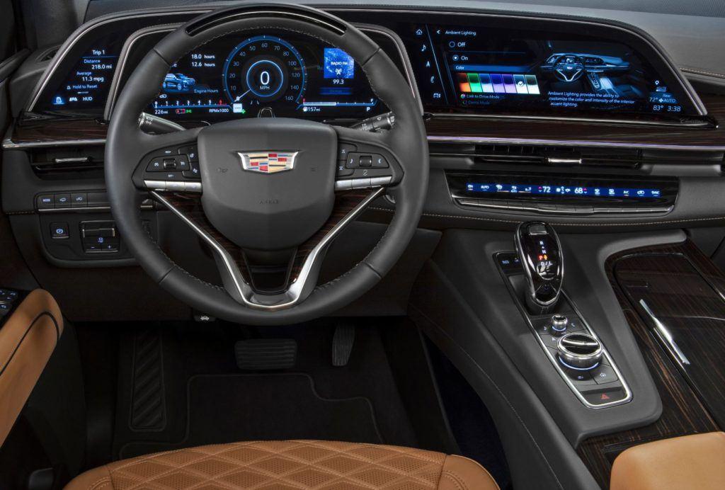 2021 Cadillac Escalade 4