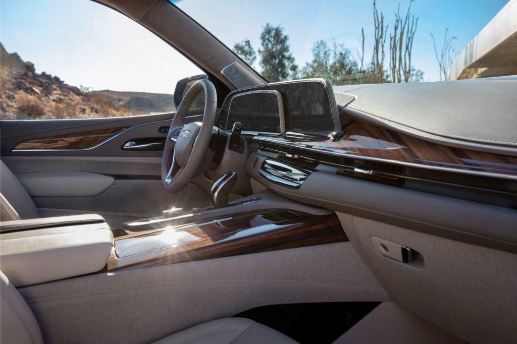 2021 Cadillac Escalade 5