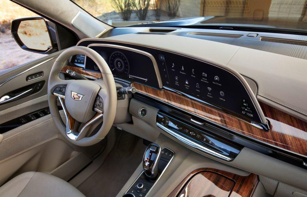 2021 Cadillac Escalade 8