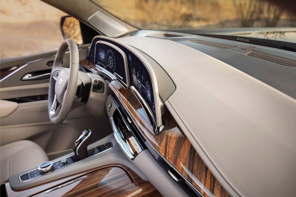 2021 Cadillac Escalade 9