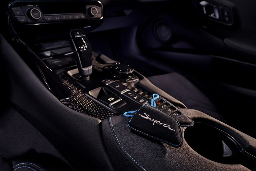 2021 GR Supra A91 Edition Interior 002 scaled 1