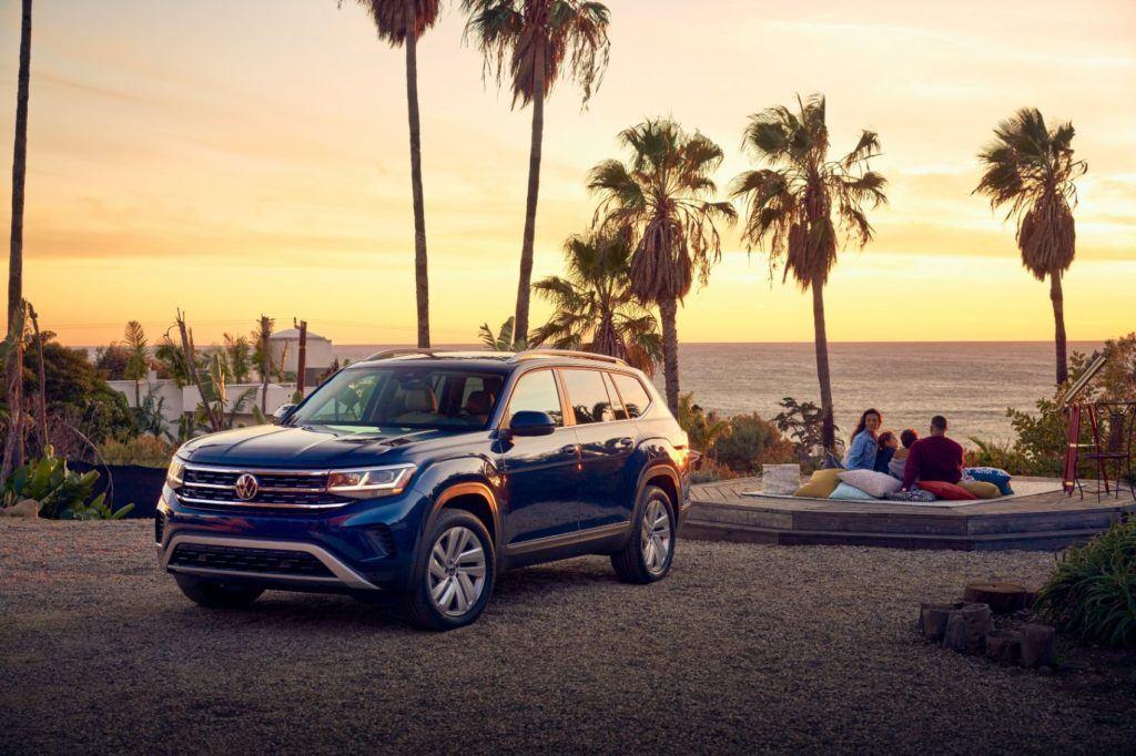 2021 VW Atlas 10