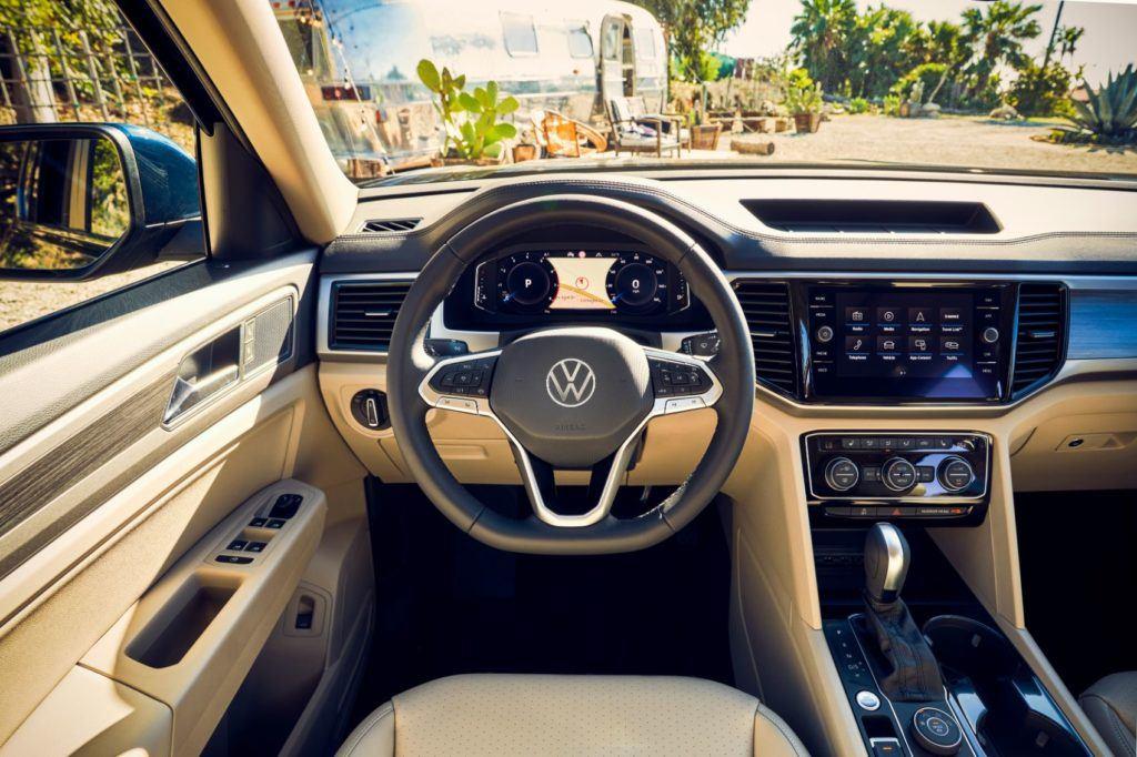2021 VW Atlas 8