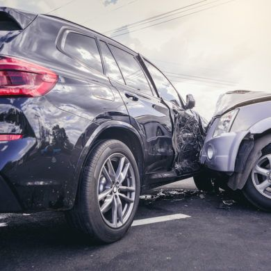 AAA auto insurance protect you when in an accidents