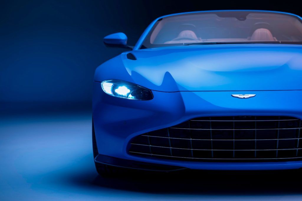 Aston Martin Vantage Roadster 02