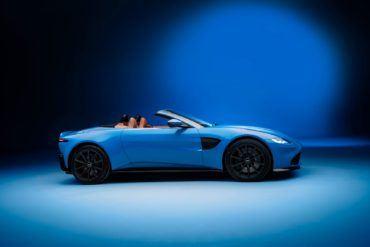 Aston Martin Vantage Roadster: This Drop Top Looks Really Fun! 15