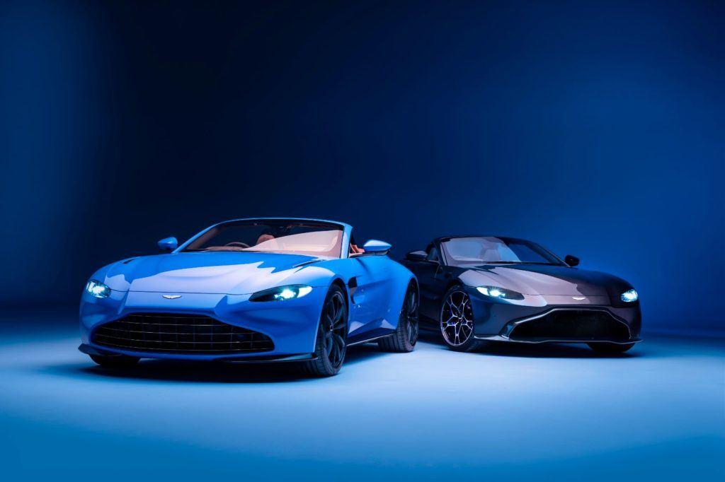 Aston Martin Vantage Roadster 07