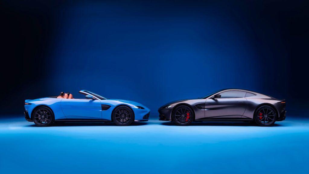 Aston Martin Vantage Roadster: This Drop Top Looks Really Fun! 21