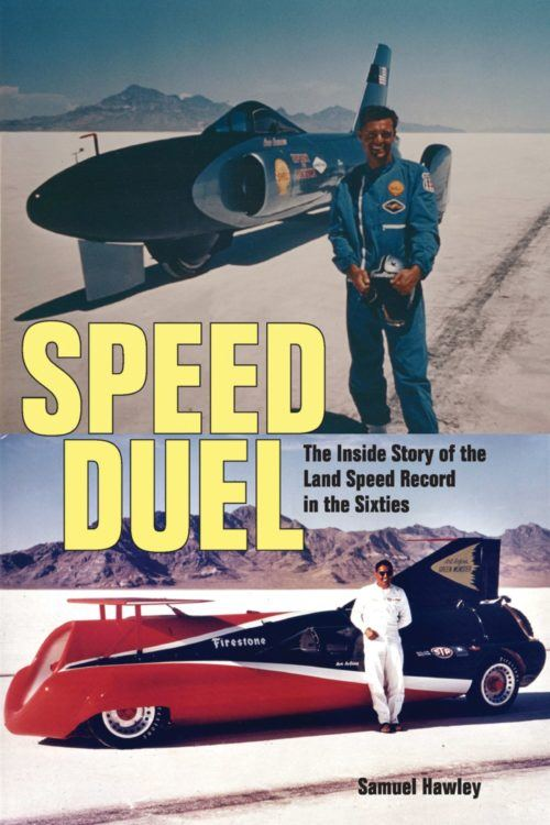 Cover Image Speed Duel
