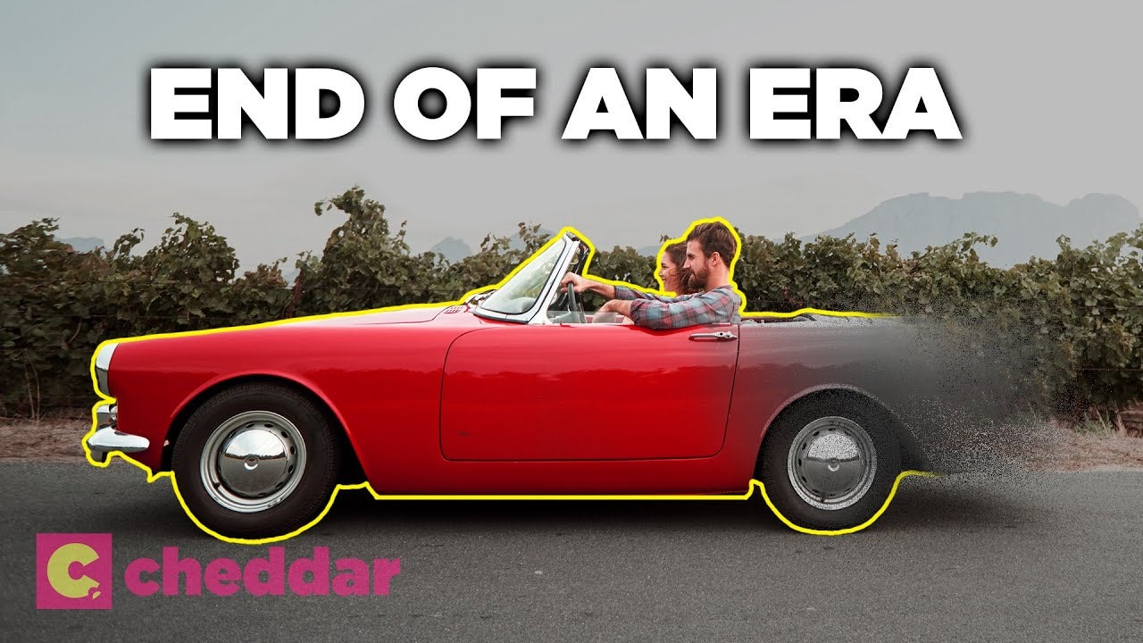 Is This the Downfall of the Convertible?