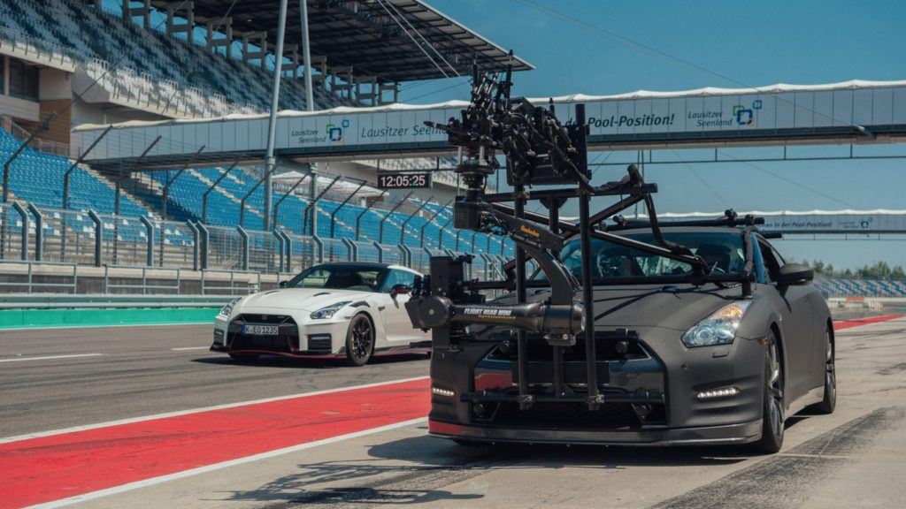 How To Film The Nissan GT-R NISMO? Easy. With Another GT-R! 22