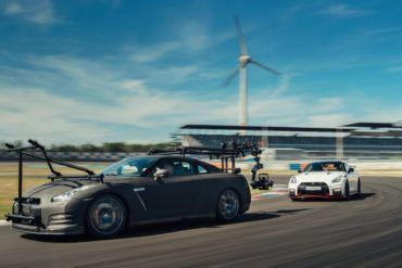 How To Film The Nissan GT-R NISMO? Easy. With Another GT-R! 19