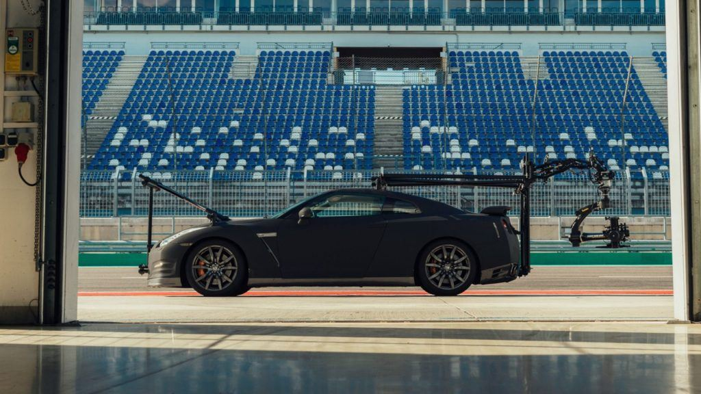 How To Film The Nissan GT-R NISMO? Easy. With Another GT-R! 17