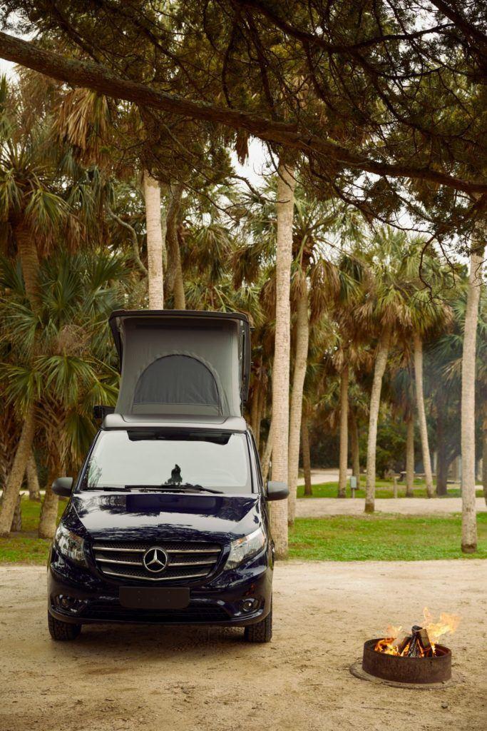 Mercedes Benz Weekender 3