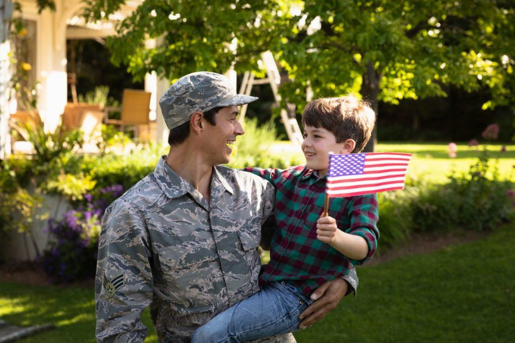 Based on our research, we give USAA car insurance a 95 percent rating for the overall claims and customer service experience. USAA car insurance is the best on the market for military families.