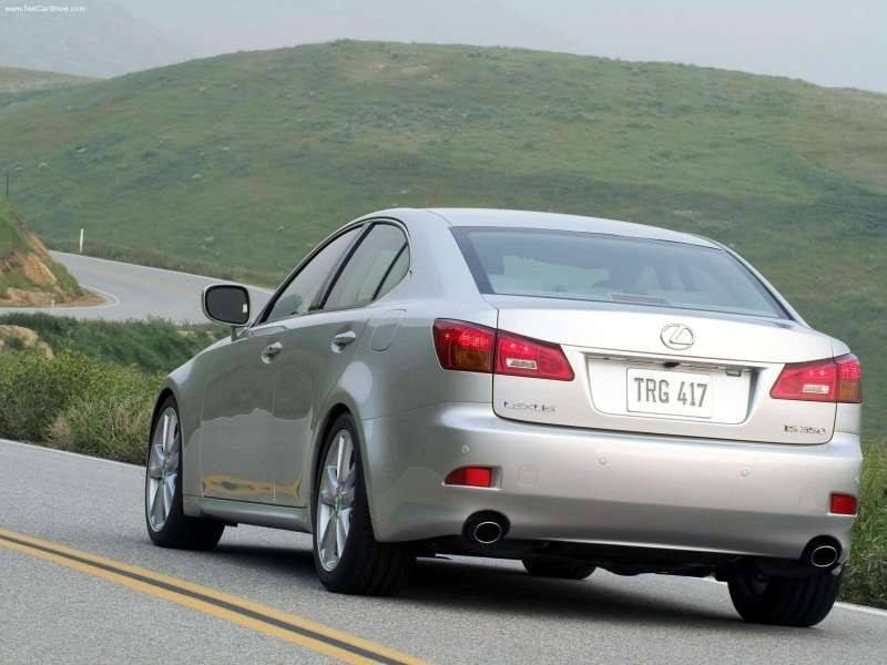 2008 Lexus IS500