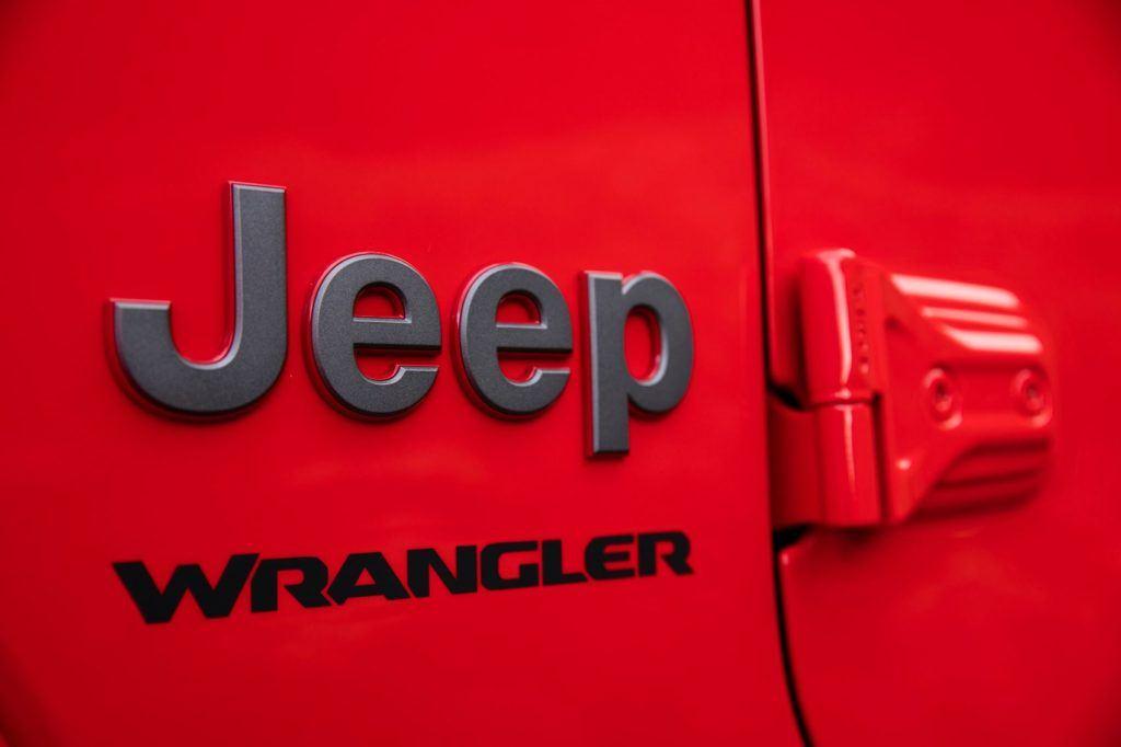 2020 Jeep Wrangler 13
