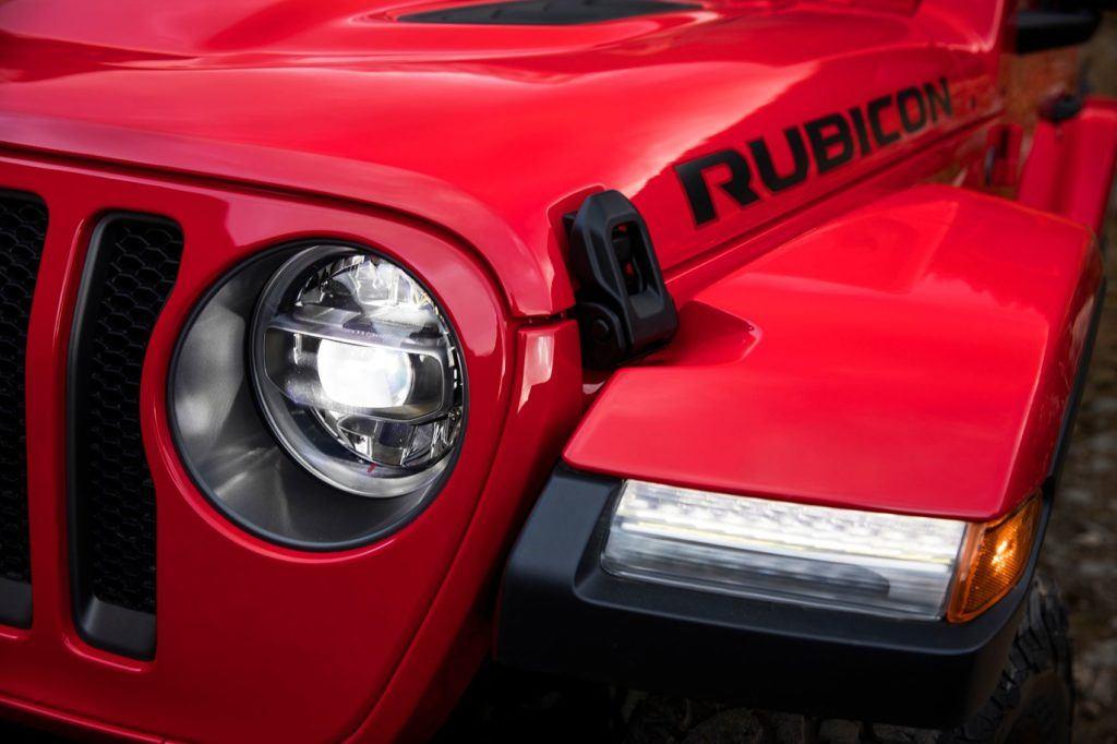 2020 Jeep Wrangler 14