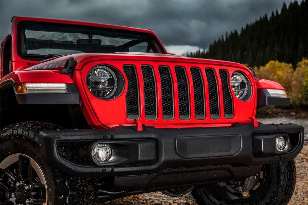 2020 Jeep Wrangler 16