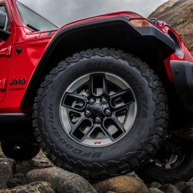2020 Jeep Wrangler 17