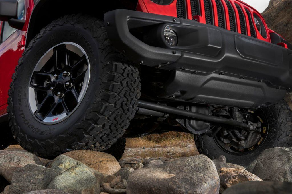 2020 Jeep Wrangler 18