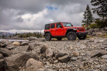 2020 Jeep Wrangler 19