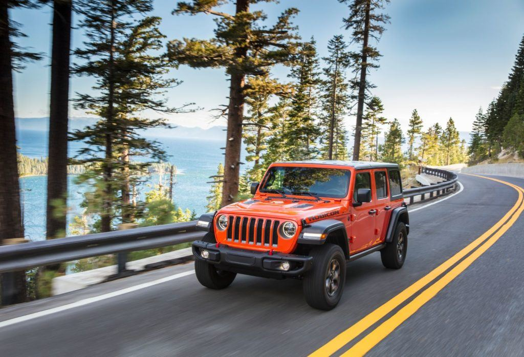 "Jeep says the ""dual loop"" (low and high pressure) EGR system helps increase fuel economy."
