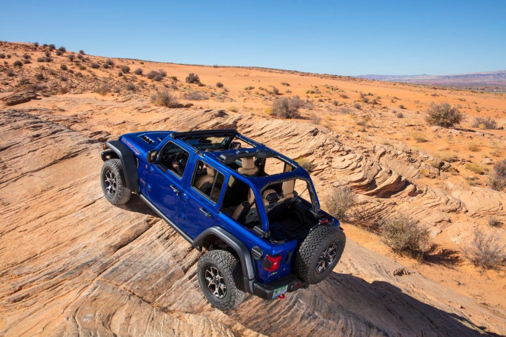 Before its reveal in 2018, the Wrangler endured some of the most rigorous testing ever done by FCA. Engineers logged nearly four million miles in extreme weather conditions, from Arizona to Alaska, for months on end. Global testing included locations in China, Brazil, India, Australasia, and Italy.