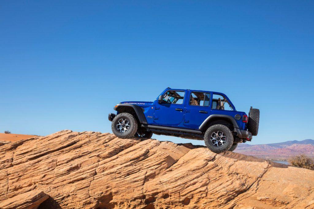 2020 Jeep Wrangler 24