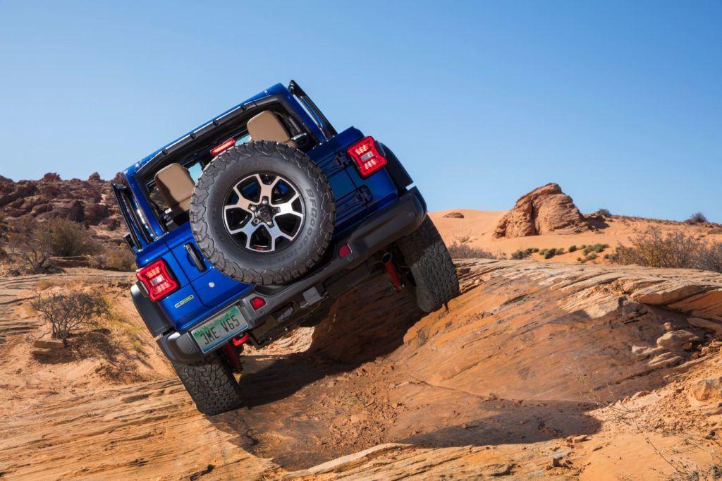 2020 Jeep Wrangler 26