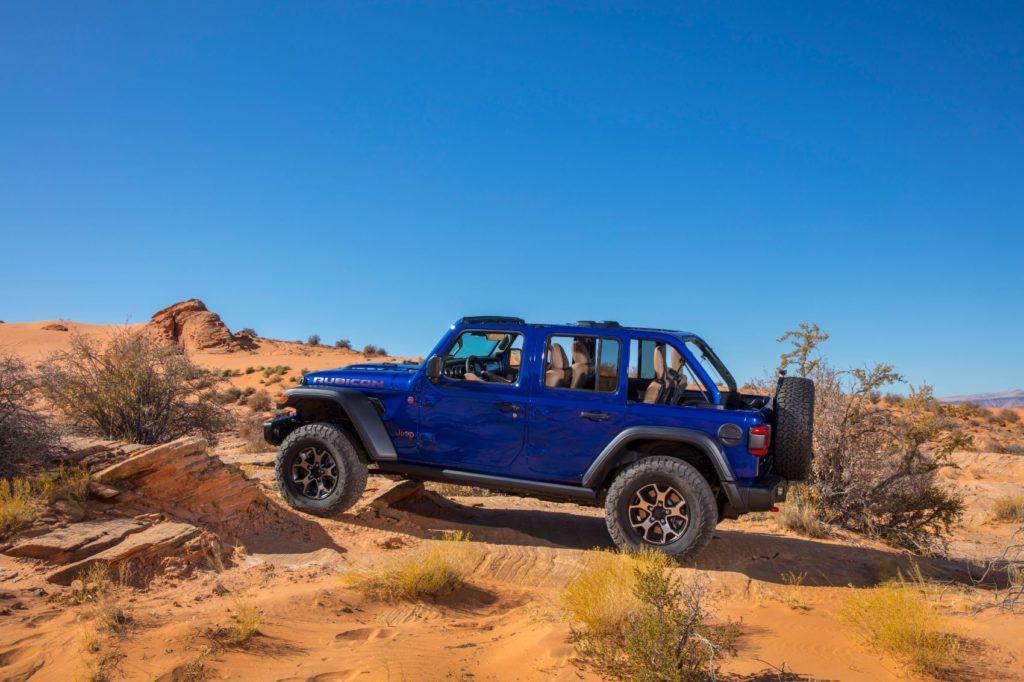 2020 Jeep Wrangler 27