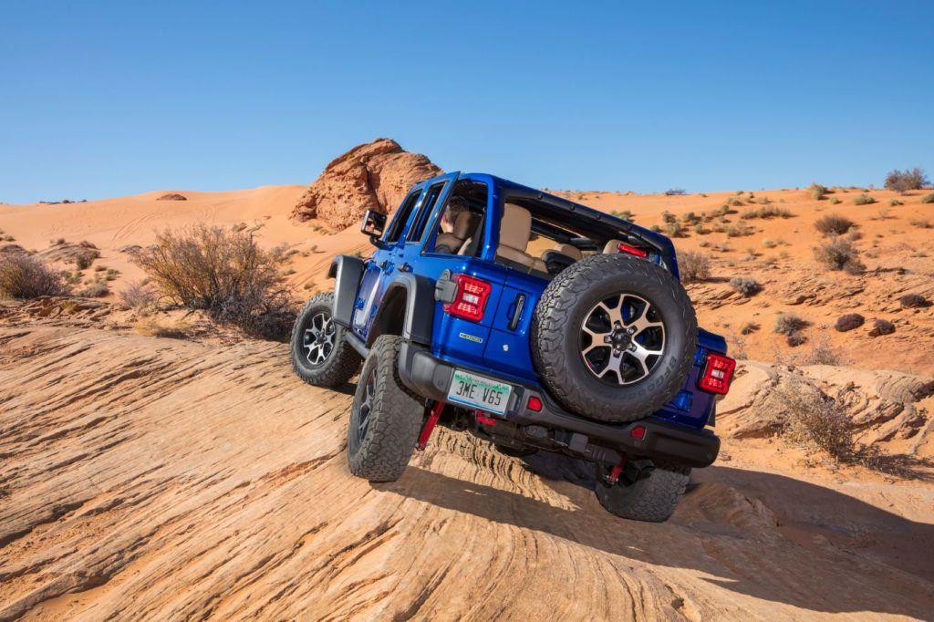 2020 Jeep Wrangler 28