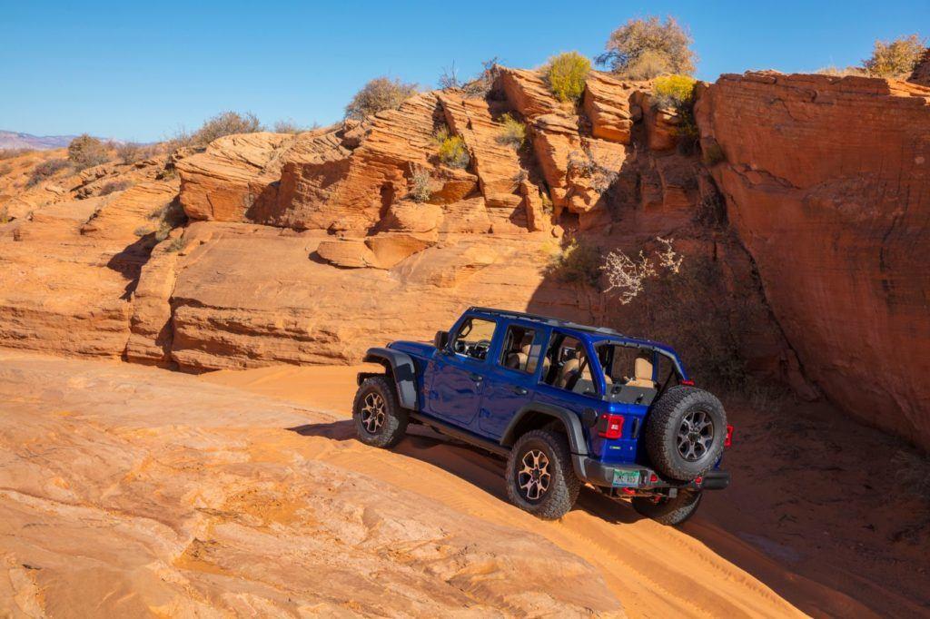 2020 Jeep Wrangler 31