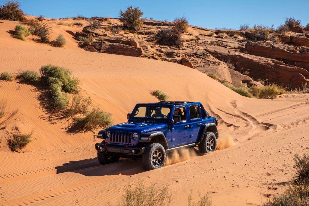 2020 Jeep Wrangler 32
